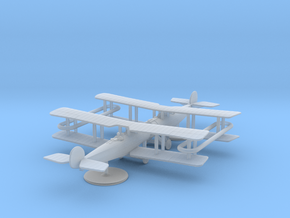 Salmson 2 (various scales) in Smooth Fine Detail Plastic: 6mm