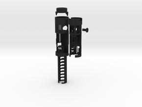 Graflex 2187 Light V2  in Black Natural Versatile Plastic: Medium