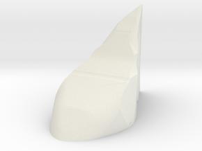 vortex generator in White Natural Versatile Plastic