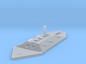 1/1000 Bonner Ironclad (CSS) in Smooth Fine Detail Plastic