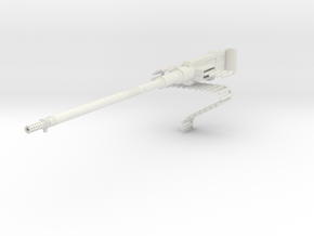 MG151/20   Assembly    1/10 in White Natural Versatile Plastic