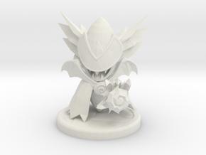 Bat Demon in White Strong & Flexible