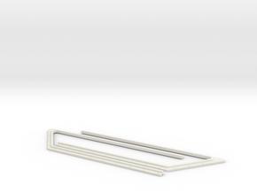 1/4.6 WINDOWS VENT EC 145 in White Natural Versatile Plastic