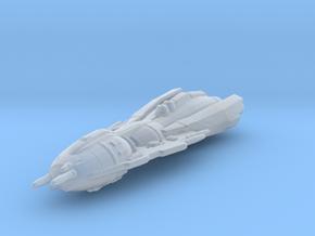 Hirogen Holoship 1/3788 in Smooth Fine Detail Plastic