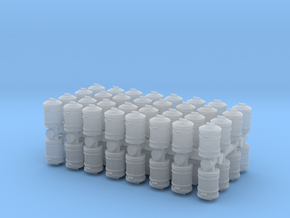 Garbage Can (x64) 1/285 in Smooth Fine Detail Plastic
