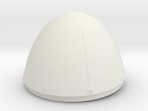 1.6 RADOME 1 EC 145 in White Natural Versatile Plastic