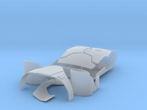 Boba Fett Full Armor 1/6th Scale in Smooth Fine Detail Plastic