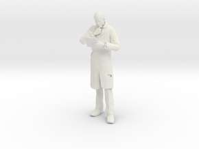 Printle T Homme 1122 - 1/24 - wob in White Natural Versatile Plastic