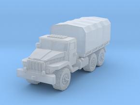 Ural-375 1/120 in Smooth Fine Detail Plastic