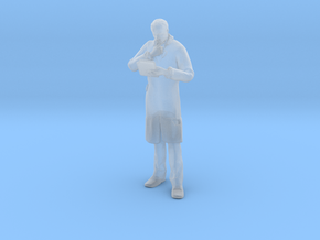 Printle T Homme 1122 - 1/72 - wob in Smooth Fine Detail Plastic