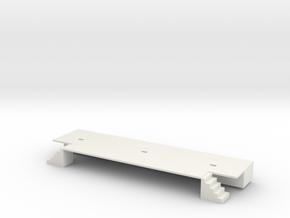 Xfactory deck   in White Natural Versatile Plastic