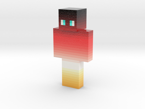 sushi_Q | Minecraft toy in Glossy Full Color Sandstone