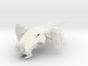 Terminator Salvation HK Aerial 1/350 in White Natural Versatile Plastic