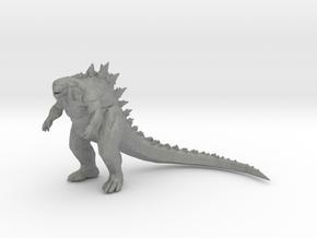 Godzilla Earth kaiju monster miniature games 65mm in Gray PA12