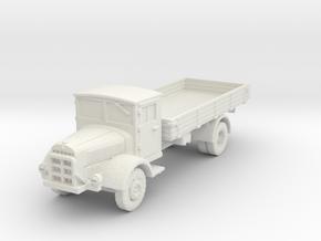 Mercedes L4500 S 1/120 in White Natural Versatile Plastic
