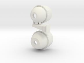 1.6 PHARE EC 145 in White Natural Versatile Plastic