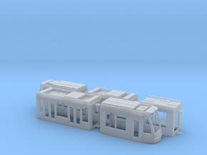 Amsterdam Combino 14G in Smooth Fine Detail Plastic: 1:120 - TT