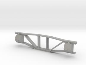 SR&RL Freight Archbar Sideframe 1:20 F scale in Aluminum