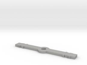 SR&RL Archbar bolster-45mm 1:20 F scale in Aluminum