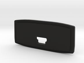 ACCS-EP-USB_MINI in Black Natural Versatile Plastic