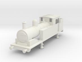 b-100-metropolitan-e-class-0-4-4t-loco in White Natural Versatile Plastic