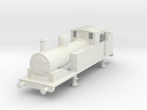 b-87-metropolitan-e-class-0-4-4t-loco in White Natural Versatile Plastic