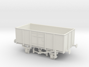 a-87-16t-mos-sncf-comp-wagon-1a in White Natural Versatile Plastic