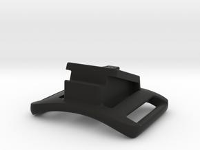 Headband mount for Bontrager Ion 100 and 200 bike  in Black Natural Versatile Plastic