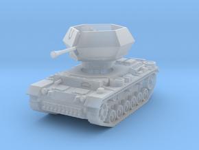 Flakpanzer III Ostwind 1/87 in Smooth Fine Detail Plastic