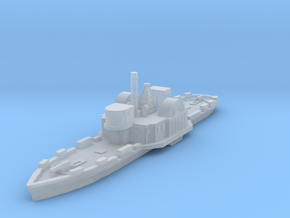 1/1000 USS Jacob Bell in Smooth Fine Detail Plastic