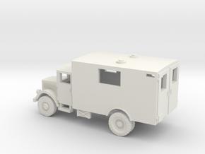 1/87 Opel Blitz Ambulance  in White Natural Versatile Plastic