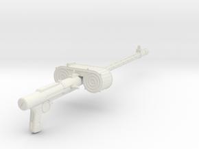 MG15 in  1:10  in White Natural Versatile Plastic