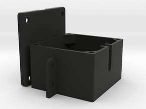 Receiver Box for Element RC IFS Kit (Axial seal) in Black Natural Versatile Plastic