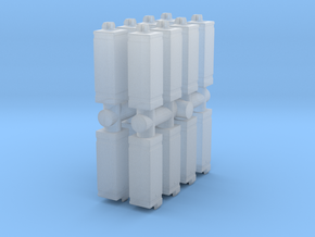 Drinking Fountain (x16) 1/144 in Smooth Fine Detail Plastic