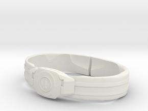 Drakkon Morpher Belt - FA in White Natural Versatile Plastic