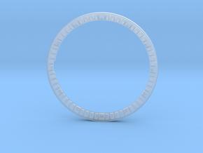 *Proto: Seiko SKX-013 Chapter ring v3 in Smooth Fine Detail Plastic