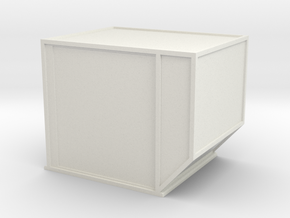 AKE Air Container (closed) 1/35 in White Natural Versatile Plastic
