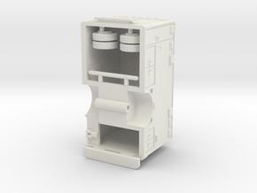 1/87 2014-16 Philadelphia Medic Body in White Natural Versatile Plastic