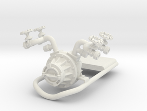 pump-1 in White Natural Versatile Plastic
