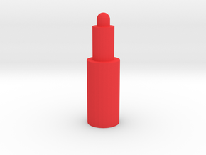 MCX MPX Pellet Seating Tool in Red Processed Versatile Plastic