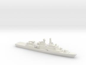 Yavuz-class frigate, 1/1250 in White Natural Versatile Plastic