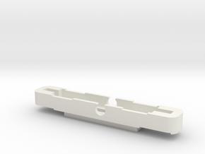 switch holder in White Natural Versatile Plastic