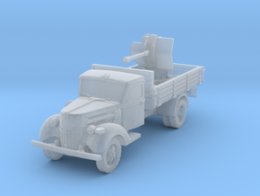 Ford V3000 Flak 38 early 1/144 in Smooth Fine Detail Plastic