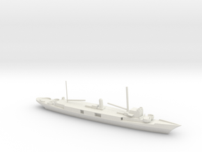 1/700 Scale USS Sumner AGS-5 1941 in White Natural Versatile Plastic