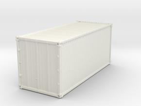 20 feet Container 1/200 in White Natural Versatile Plastic