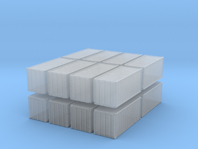 20 feet Container (x16) 1/500 in Smooth Fine Detail Plastic