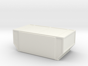 AAF Air Container (closed) 1/100 in White Natural Versatile Plastic