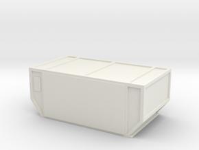AAF Air Container (closed) 1/48 in White Natural Versatile Plastic