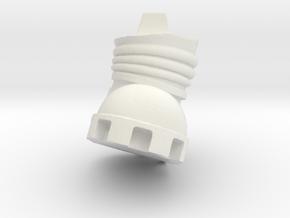 Chicken-Foot-L-dyna in White Natural Versatile Plastic