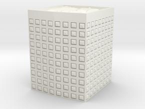 HESCO Sandbag Barrier 1/24 in White Natural Versatile Plastic